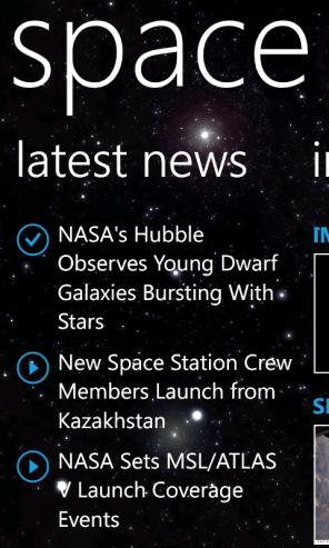 Space hub zero captura