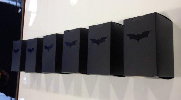 Nokia Lumia 800 Batman Dark Knight Rises