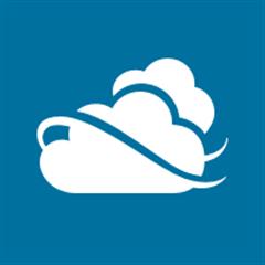 Skydrive icono