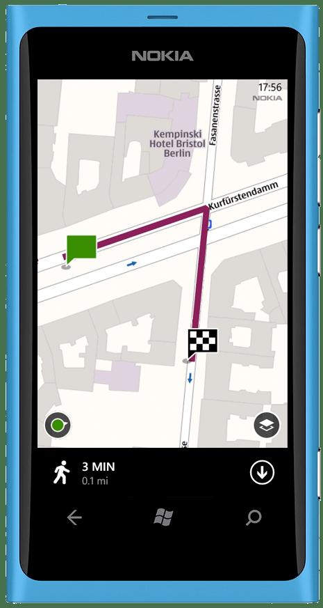 Nokia Transport App 6