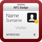 NFC-Badge