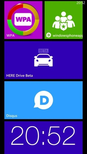 Disqus para Windows Phone