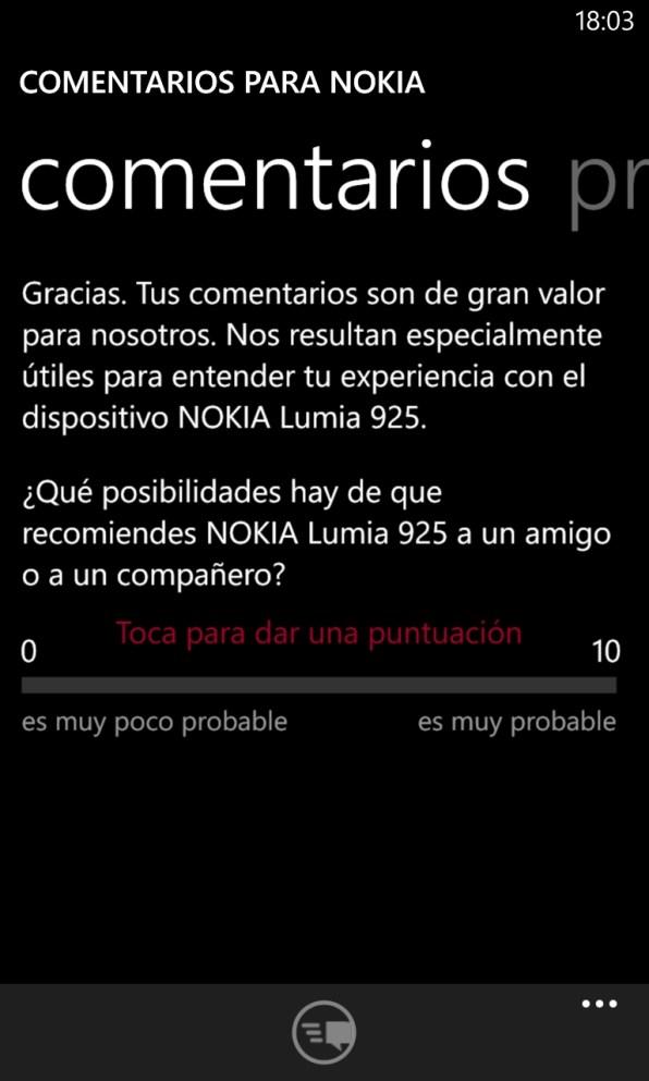 Comentarios para Nokia