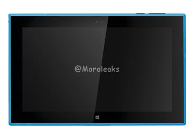 Lumia 2520 Azul