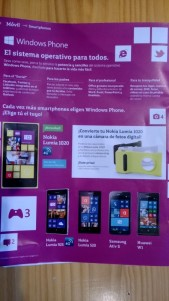 Lumia 1020 en Movistar