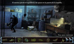 El secreto de Serpent Creek 3