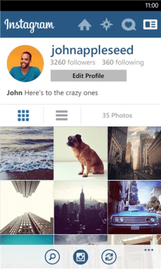 instagram-Beta-windows-phone-2