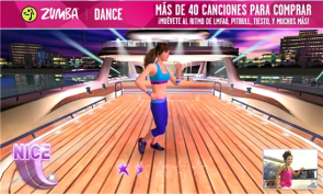 Zumba Dance Windows Phone 1