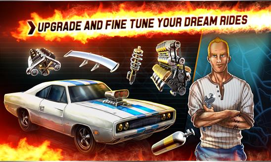Hot Rod Racers 1