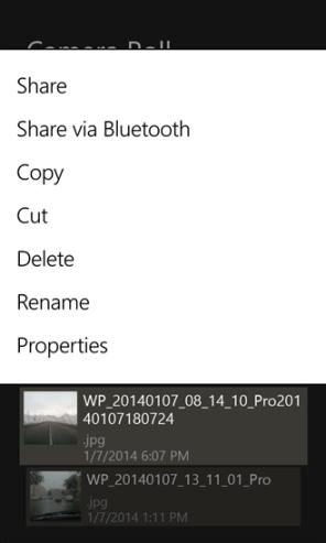 Folders, otro gestor de archivos para Windows Phone 8.1