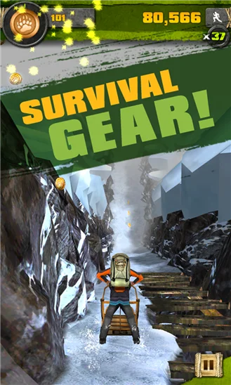 Survival Run with Bear Grylls 2