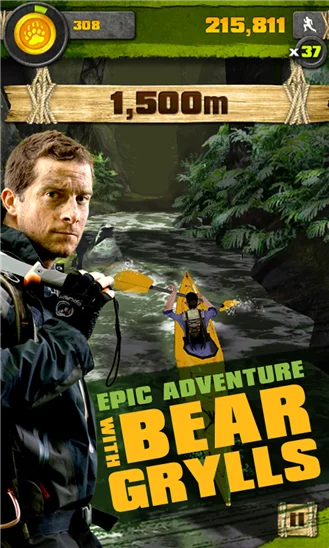 Survival Run with Bear Grylls 3