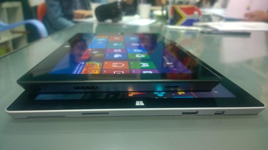 Asistimos a la presentación en Madrid de la nueva Surface Pro 3