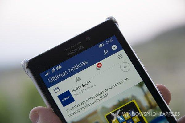 Facebook con un nuevo diseño