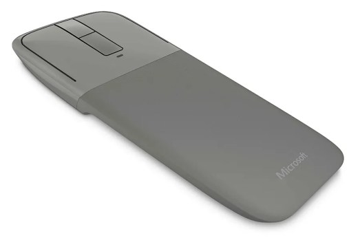 Arc Touch Bluetooth Mouse lateral superior