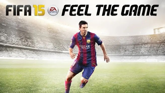 FIFA 15 Feel the game