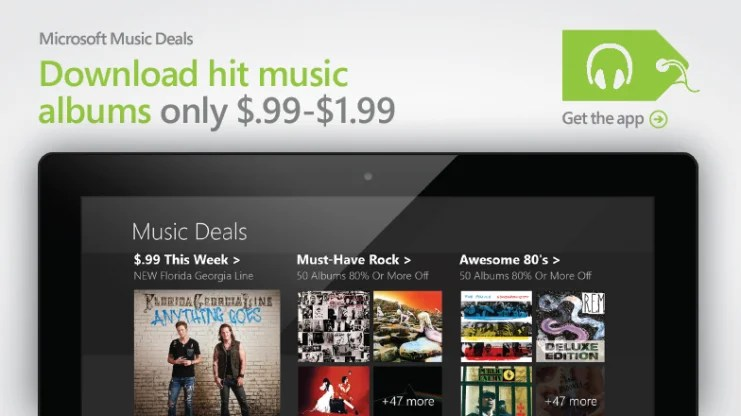 Music Deals