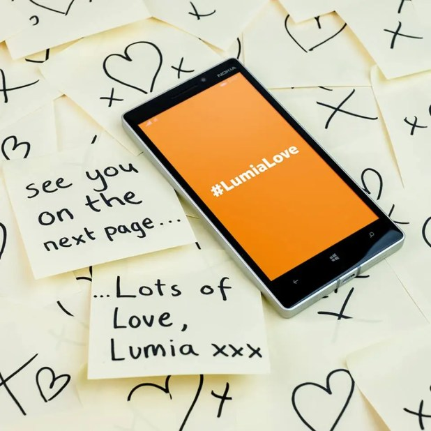 El 7 de Noviembre será el día del cambio de Windows Phone a Microsoft Lumia
