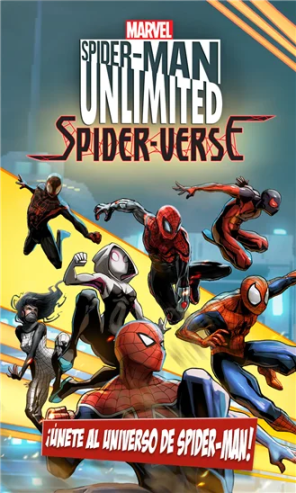 spiderman unlimited