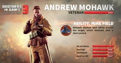 Andrew Mohawk