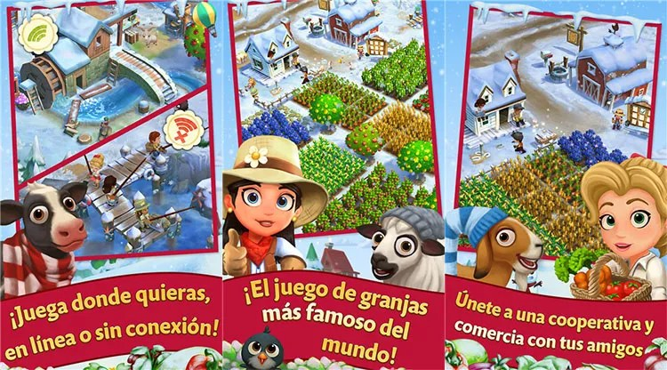 FarmVille 2 Escapada rural - capturas