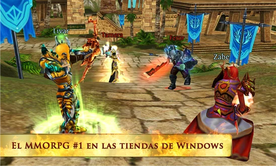 Order & Chaos Online - xbox 1