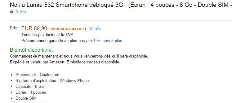 lumia 532 amazon