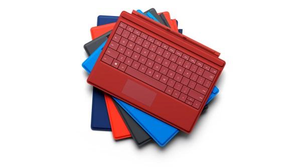 Funda con Teclado para Surface 3