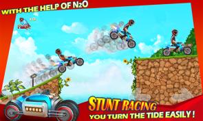 Stunt Racing 1