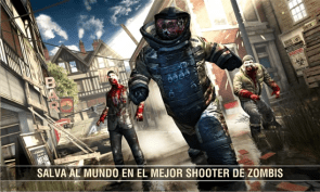 dead trigger 2 - windows Phone 1