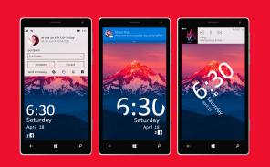 Windows 10 mobile concepto 1