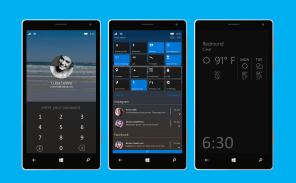 Windows 10 mobile concepto 2