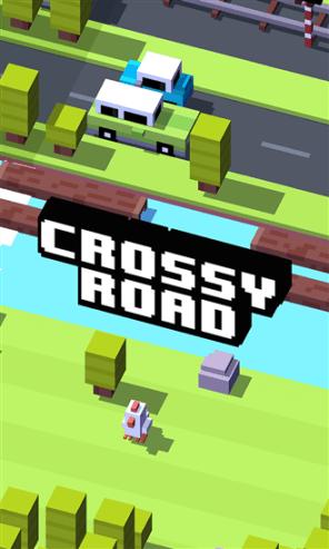 crossy road 3