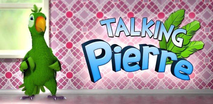 talking pierre