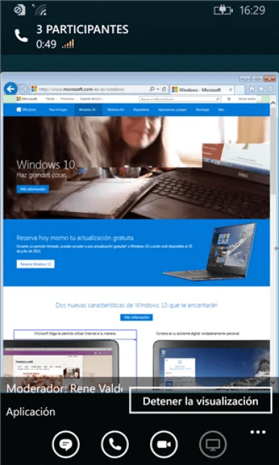 skype empresarial 2