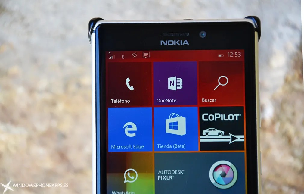 windows 10 para moviles