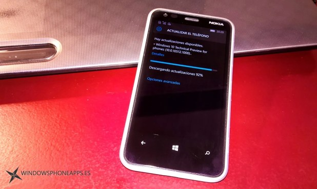 lumia-620-actualizando-build-10512-windows-10-mobile