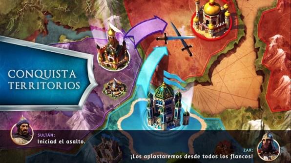 marh of empires 3