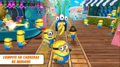 GRU MI VILLANO FAVORITO Minion Rush