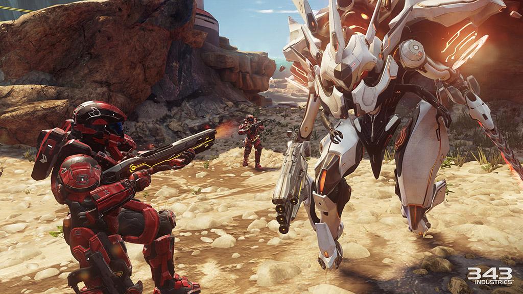 Halo 5: Guardians (warzone)