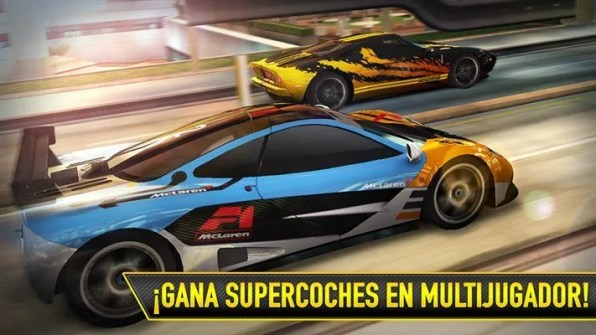 Multijugador en CSR Racing