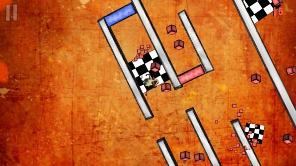 Imagen 2 de gameplay de Página principal de Sheep Dreams Are Made Of This