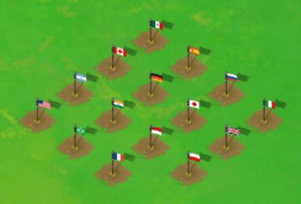 age of empires castle siege banderas
