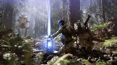 Beta de Star Wars Battlefront 3