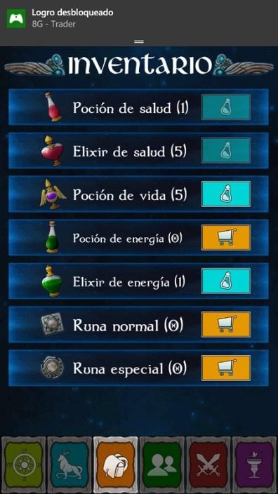 Runemals Logros (2)