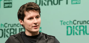 Pável Dúrov, fundador y CEO de Telegram