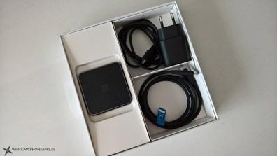 display dock caja