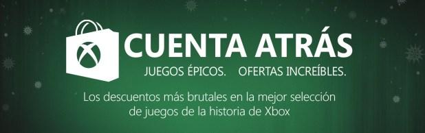 Ofertas Xbox Navidad