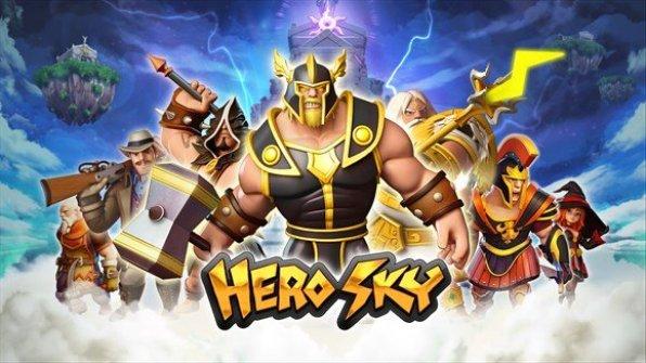 hero sky Guerras de gremio