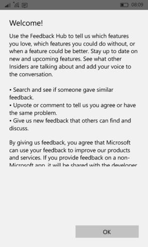 feedback hub 1